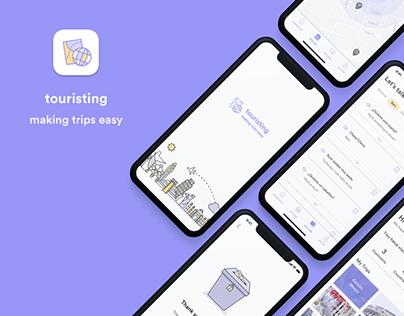 Touristing App