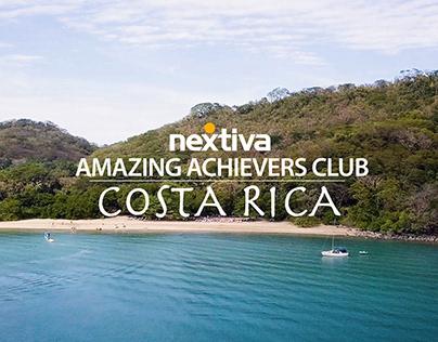 "Nextiva ""Amazing Achievers Club"" - Costa Rica"