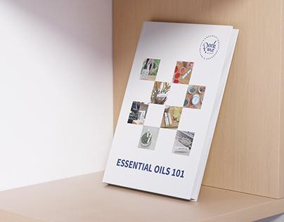 """Booklet """"Essential Oils 101"""""""