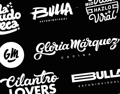 Lettering and Calligraphy // Own Projects Vol.2