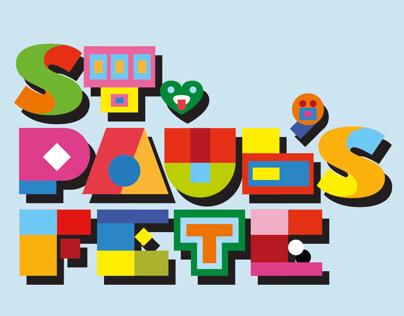 2016 St Paul's Fete communication programme
