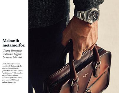 QP Magazine Cover Story