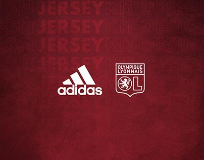 OL - Jersey Kit Design