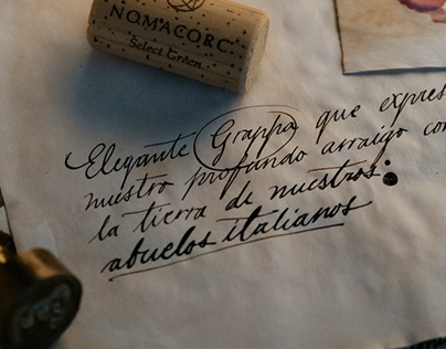 Vinventions Calligraphy