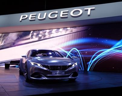 Peugeot - Salão do Automóvel 2014