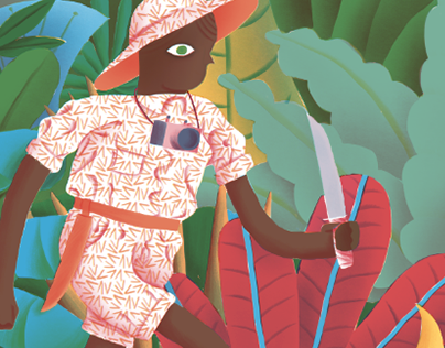Adventure - personal illustration
