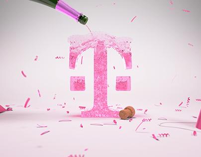 T-Mobile Poppin' Bottles