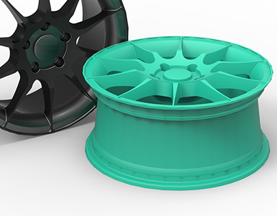 Redesign the wheel - OZ