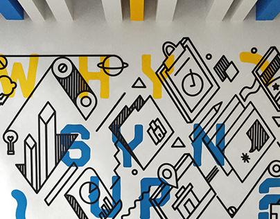 Wall Art / Synup II