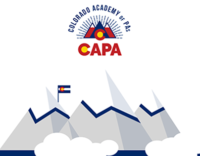 Logo + Web Design | Colorado Academy of PA's