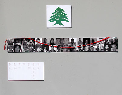 Remembering the Bombs' Victims in Lebanon