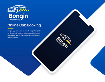 Online Cab Booking Mobile App