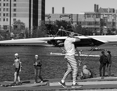 Exploring the Head of the Charles 2016
