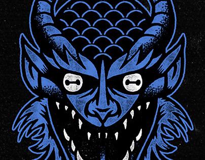 Demon Icon Set