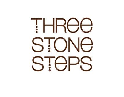 Three Stone Steps Branding