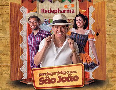 Campanha São João Redepharma 2016