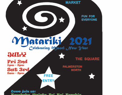 Matariki - Poster