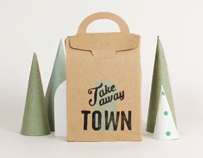 Take away town