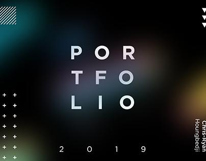 PORTFOLIO 2019 products & services design