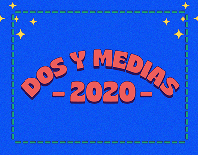 Logo ''Dos y Medias''