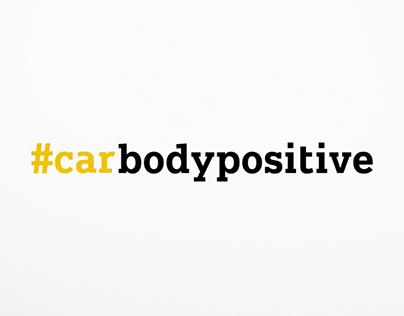 #carbodypositive campaign - Cannes Lions 2018