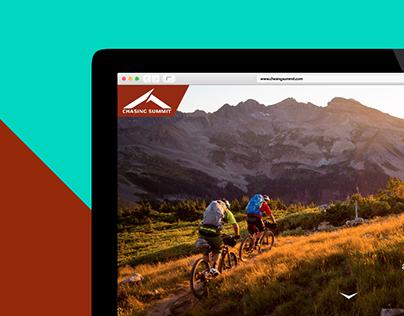 Chasing Summit Website Design