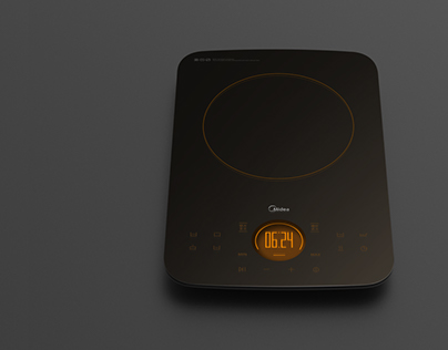 Ultra-thin induction