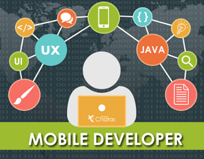 Mobile Developer - Banner Linkedin