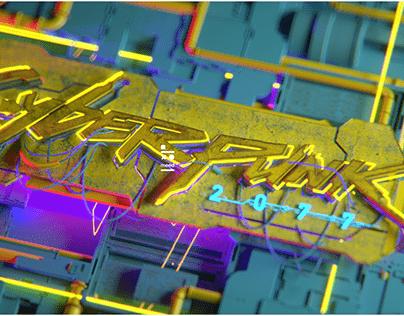 CyberPunk CG logo