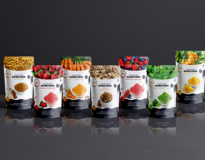 Pouch Packaging Design