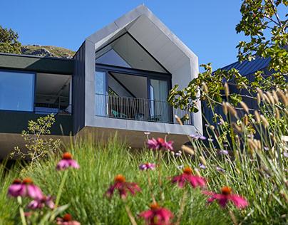 Villa Verte/ Thomas Leach Architecture