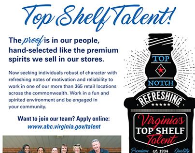 Top Shelf Talent