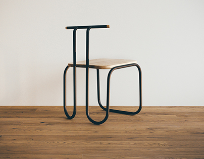L01 - Chair by line Design Studio.