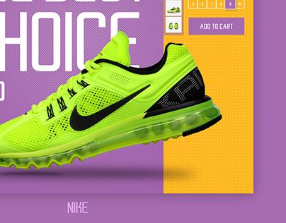 Nike Sneakers Web