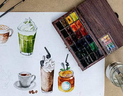 Gabi Coffee & Food | Menu