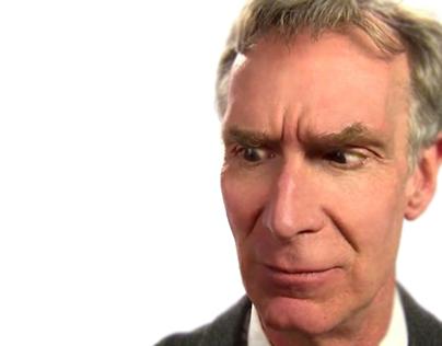 Bill Nye/TCC poster