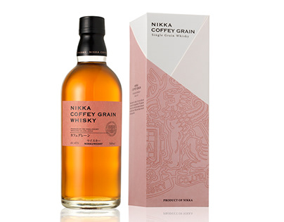NIKKA WHISKY - COFFRET GRAIN