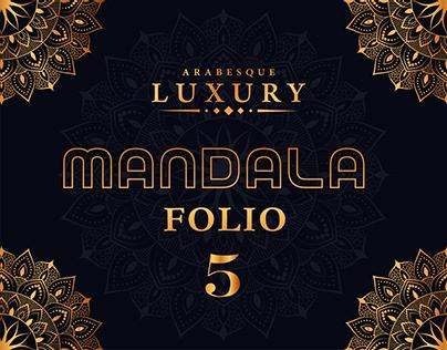 LUXURY Mandala Folio 5