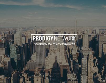 Prodigy Network   UI Design
