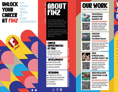 FINZ Studio Promotional Campaign
