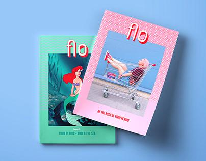 Flo Magazine - D&AD End the Stigma Period Response