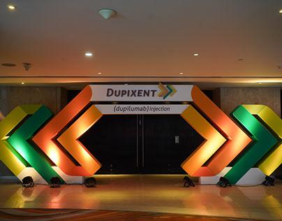 Dupixent Hybrid launch event