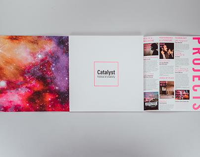 Catalyst – Festival of Creativity