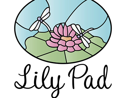 Logo for Lily Pad Cottage