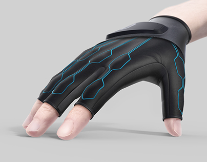Zerokey VR Glove