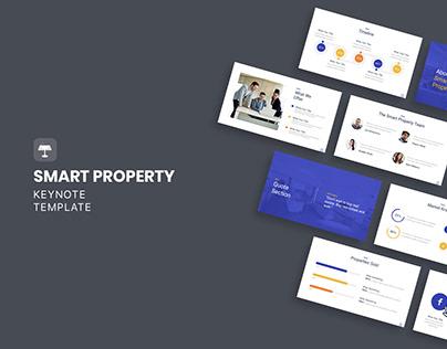 Smart Property Real Estate Keynote Template