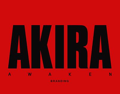 AWAKEN AKIRA: BRANDING