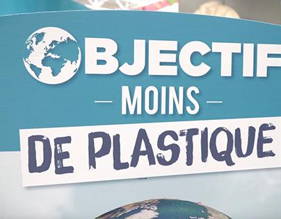 SODASTREAM - Objectif moins de plastique