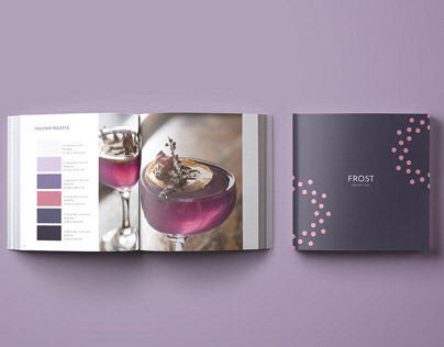 FROST dessert bar - Visual Identity Style Guide