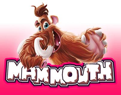 Mammouth mascotte